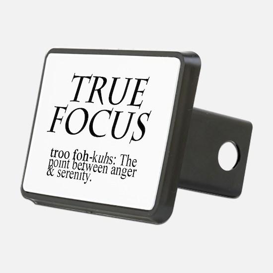 True Focus Hitch Cover