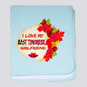 East Timorese Girlfriend Valentine design baby bla