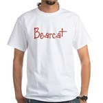 Bearcat White T-Shirt