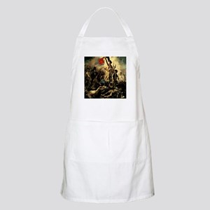 Liberty Leading The People Apron