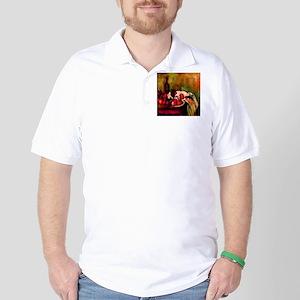 Still Life Cezanne 1895 Golf Shirt