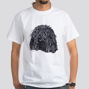 Puli White T-Shirt