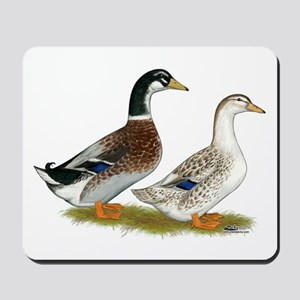 Appleyard Silver Ducks Mousepad