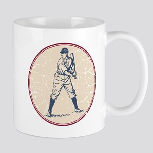 Baseball Player Mug