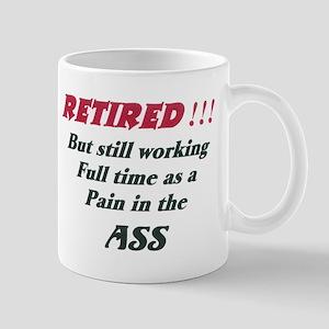OF Full Time Pain Mug
