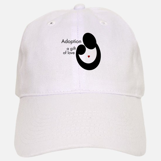 ADOPTION GIFT OF LOVE Baseball Baseball Cap
