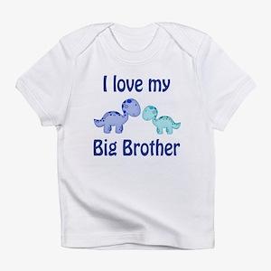 I love my big brother! Infant T-Shirt
