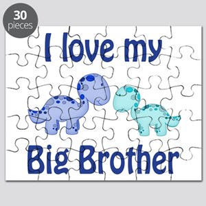 I love my big brother! Puzzle