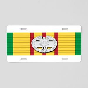 CFMB Vietnam Aluminum License Plate