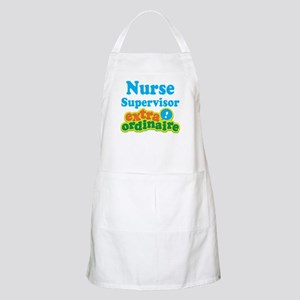 Nurse Supervisor Extraordinaire Apron