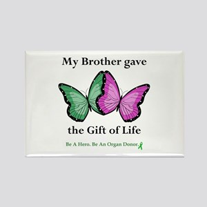 Brother Gift Rectangle Magnet