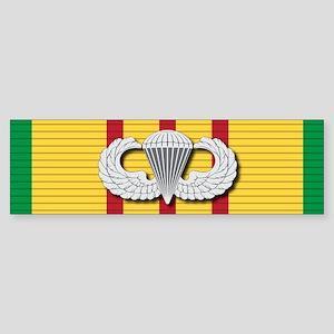 Airborne Vietnam Sticker (Bumper)