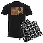 Chicken Feed Men's Dark Pajamas
