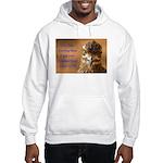 Chicken Feed Hooded Sweatshirt