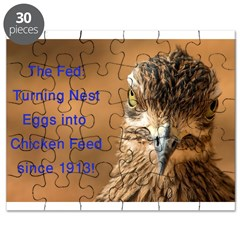 Chicken Feed Puzzle