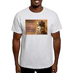 Chicken Feed Light T-Shirt