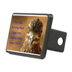 Chicken Feed Rectangular Hitch Cover