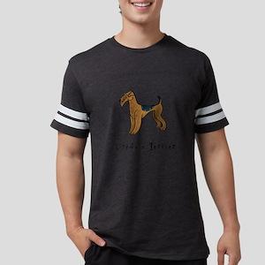 2-illustrated Mens Football Shirt