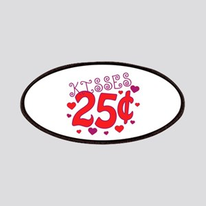 Kisses 25 cents Patches