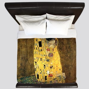 The Kiss King Duvet