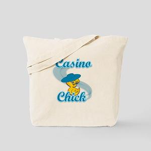 Casino Chick #3 Tote Bag
