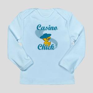 Casino Chick #3 Long Sleeve Infant T-Shirt