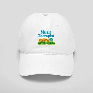 Music Therapist Extraordinaire Cap