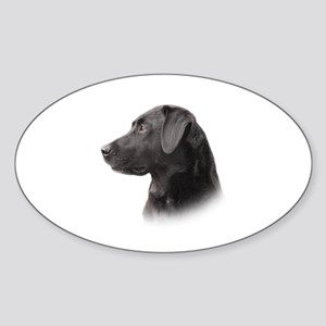 Black Lab Sticker