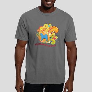 2-retro Mens Comfort Colors Shirt