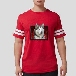squaremal Mens Football Shirt
