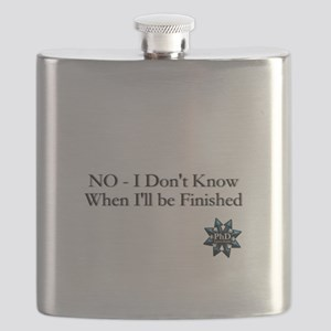Finished Flask