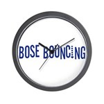Bose Bouncing Wall Clock