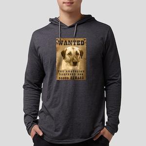 9-Wanted _V2 Mens Hooded Shirt