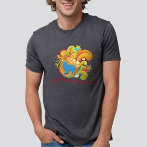 13-retro Mens Tri-blend T-Shirt