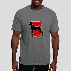 11-redsilhouette Mens Comfort Colors Shirt