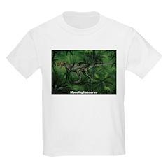 Monolophosaurus Dinosaur Kids T-Shirt