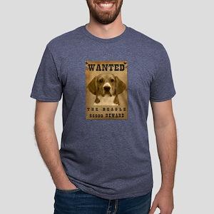 16-Wanted _V2 Mens Tri-blend T-Shirt