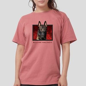 10-redblock Womens Comfort Colors Shirt