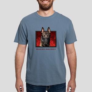 10-redblock Mens Comfort Colors Shirt