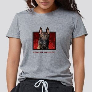 10-redblock Womens Tri-blend T-Shirt