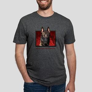 10-redblock.png Mens Tri-blend T-Shirt