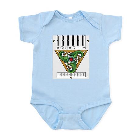 Arkham Aquarium (Innsmouth) Infant Bodysuit
