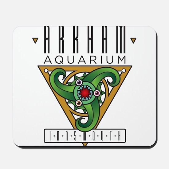 Arkham Aquarium (Innsmouth) Mousepad