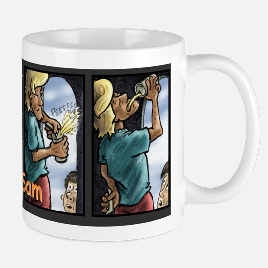 Secos Sam mug Mugs