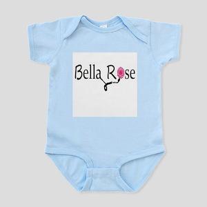 Bella Rose (pink) Sweetness Infant Bodysuit