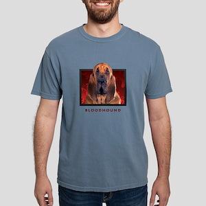 11-redblock Mens Comfort Colors Shirt