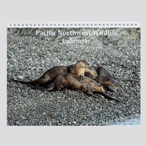 Wall Calendar-Pacific Northwest Wildlife