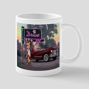 Welcome Drive In Mug