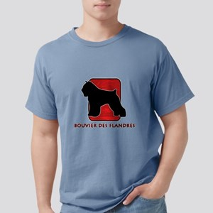 23-redsilhouette Mens Comfort Colors Shirt