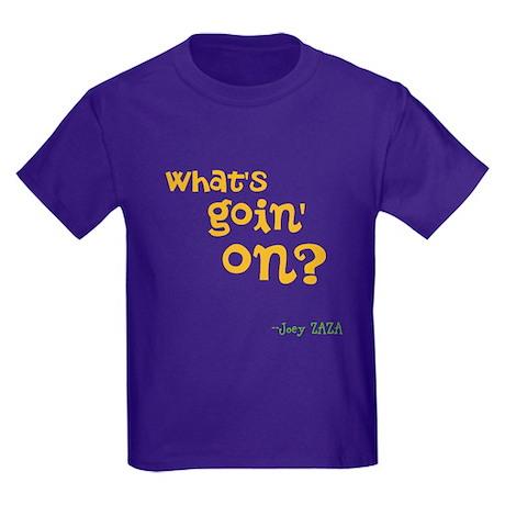 Joey ZAZA Kids Dark T-Shirt